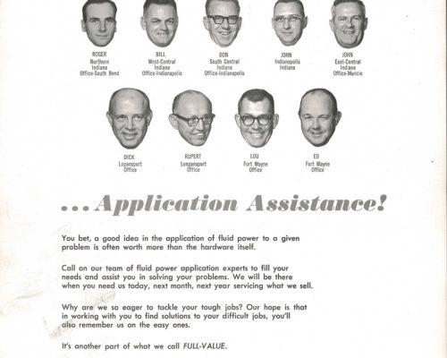 1960s Tec-Hackett Staff